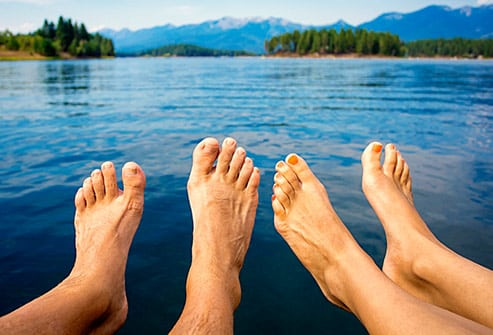 Caring for your Feet as you Age