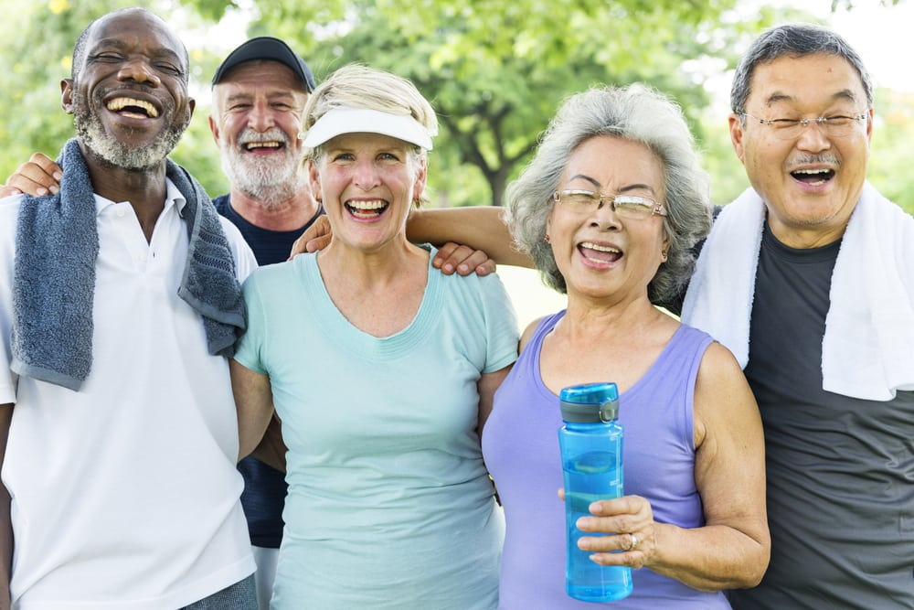 How to keep elderly parents active and involved